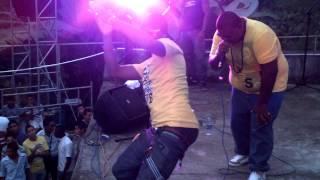 Negro Con Sabor live  - Beder Musicologo & Mr Omar el Apache