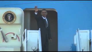 Obama departs on four-country Asian tour