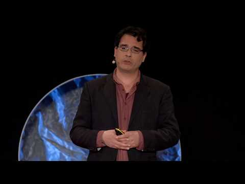 The art of chutzpah: what blocks us from creative thinking?  Jonathan Howard  TEDxRiga