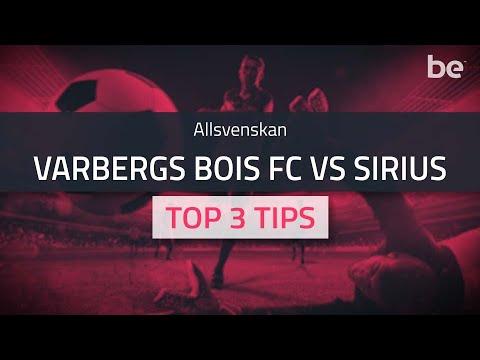 Allsvenskan Predictions Varbergs Bois Fc Vs Sirius Top Betting Tips Youtube