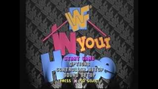 WWF IN YOUR HOUSE intro