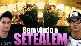 SETEALEM, O PORTAL PARA OUTRA DIMENSÃO