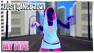 Saweetie, City Girls and Jhené Aiko - My Type (REMIX) | Just Dance 2021 | Fanmade Mashup