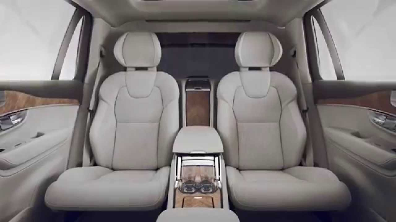 Luxurious Volvo Xc90 Excellence Comes With Two Individual