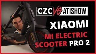 Dnes se projedeme na nové koloběžce od Xiaomi   CZC vs AtiShow #24