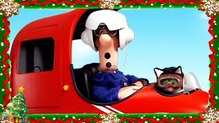 Postman Pat 🎄The Flying Stocking 🎄 Christmas Cartoons For Kids