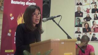 Community Radio Awards message of support by Katherine Liao, UN OHCHR Regional Representative