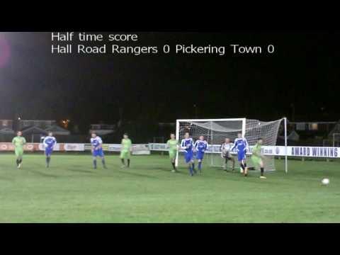 Hall Road Rangers v Pickering Town 18 October 2016