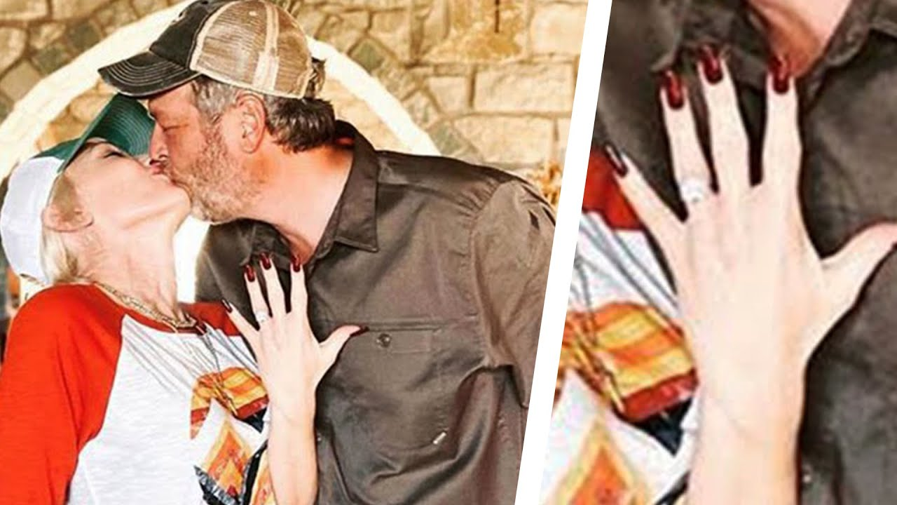 Blake Shelton and Gwen Stefani Are ENGAGED!