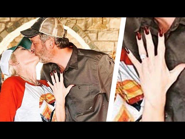 Blake Shelton and Gwen Stefani Are ENGAGED!