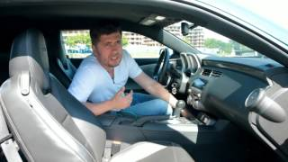 Chevrolet Camaro Ss600 л с Тест драйв Anton Avtoman