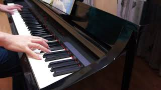 Video หน้าที่กับหัวใจ Ost.ลิขิตรัก The Crown Princess  (piano cover by Gun) download MP3, 3GP, MP4, WEBM, AVI, FLV Agustus 2018