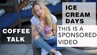 ICE CREAM DAYS! - Coffee Talk with Z