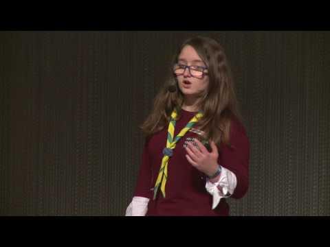 I Never Abandon | Scout Paola Villanueva | TEDxGijon | Scouts Spain