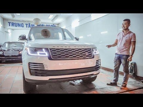 Khám phá nhanh Range Rover 2018 LWB Autobiography giá 14 tỷ ở Việt Nam  |XEHAY.VN|