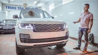 Khám phá nhanh Range Rover 2018 LWB Autobiography giá 14 tỷ tại Việt Nam  |XEHAY.VN|