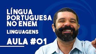 Linguagens #01 - Língua Portuguesa no Enem 2019