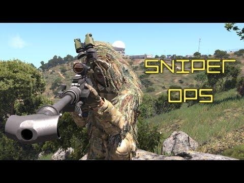 SNIPER OPS - ArmA 3 - Ep. 3