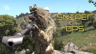 SNIPER OPS - ArmA 3 - Ep. 3