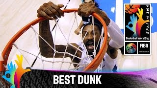 Puerto Rico v Argentina - Best Dunk - 2014 FIBA Basketball World Cup