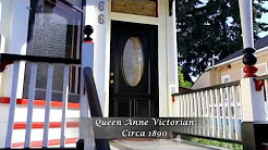 Beautifully Remodeled Victorian home for sale   Portland real estate