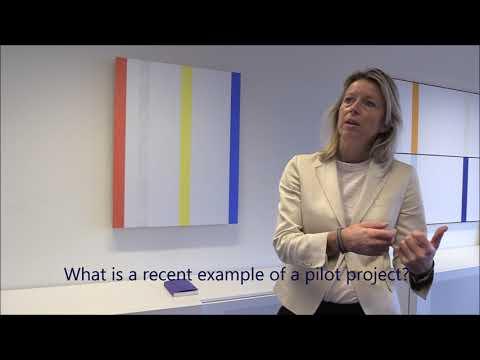 Interview with Kasja Ollongren