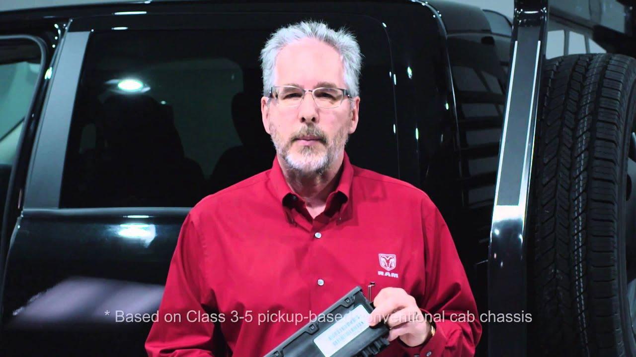 Vehicle System Interface Module Ram Engineering Trucks Youtube Fisher Plow Wiring Harness Diagram