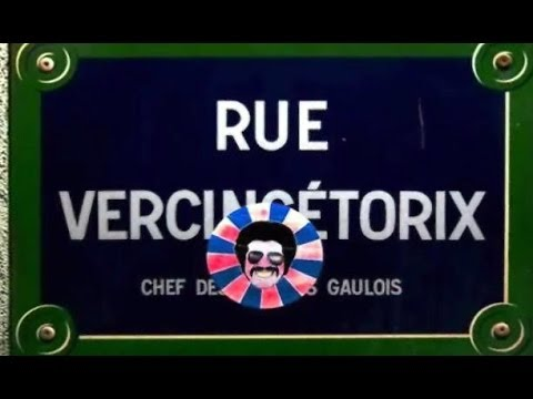 Rue Vercingétorix  Paris Arrondissement  14e