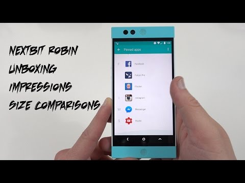 nextbit-robin-unboxing,-24-hour-impressions,-and-size-comparisons!