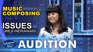 [REMIX] ISSUES - GHEA INDRAWARI (Indonesian Idol Audition ) feat. Mateus Asato - by Dolfi Hutagalung