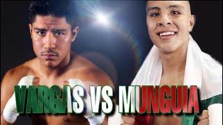 DAS RELAIS: Vargas will Munguia, Hearn fordert Wilder zu machen AJ kämpfen, Parker vs Chisora/Fury?