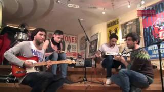 jmc's Akustik Session mit Mega! Mega! - Behalt die Nerven