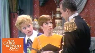 Cafe Argentine from The Carol Burnett Show (full sketch)