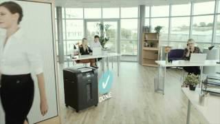 Rexel Auto+ 500X Shredder Confetti Cross DIN P-4 at HuntOffice.co.uk