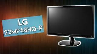 Budget 1080P IPS Monitor - LG 22MP48HQ-P Short Review