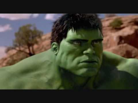 The Hulk 2003 vs The Incredible Hulk 2008