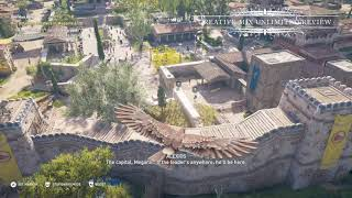 ASSASSINS CREED _ Part 5 Crumble and Burn I _ ODYSSEY WALK THROUGH