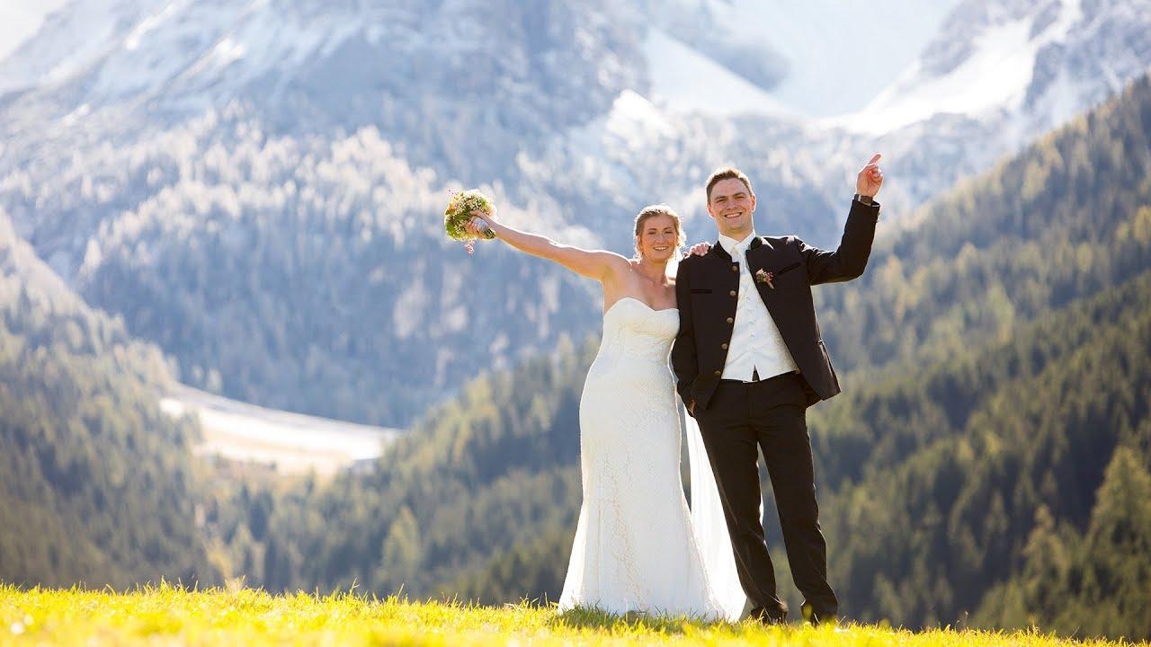 Hochzeitsfotografie Video Hochzeit Hochzeitsfilm Tirol