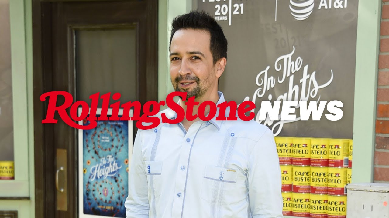 Lin-Manuel Miranda Responds to 'In the Heights' Colorism Criticism   RS News 6/15/21