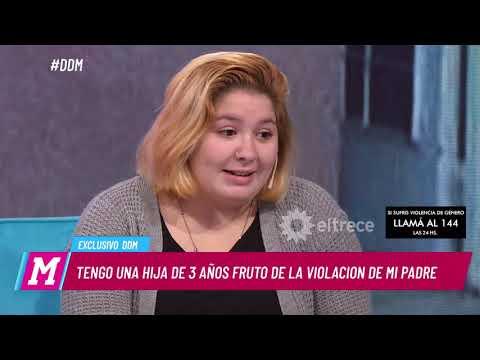 Su Papá La Violaba Desde Los 7 Años Y La Dejó 3 Veces Embarazada