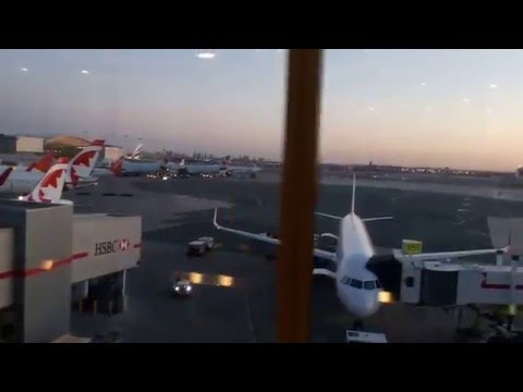 Toronto Pearson international airport arrival