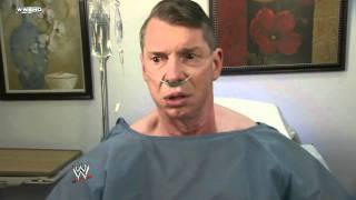 Vince McMahon Returns