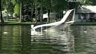 Destroyed in Seconds - Plane Crash