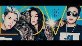 [ENG SUB] Hyolyn X Bumkey X Jooyoung - Love Line Making Video