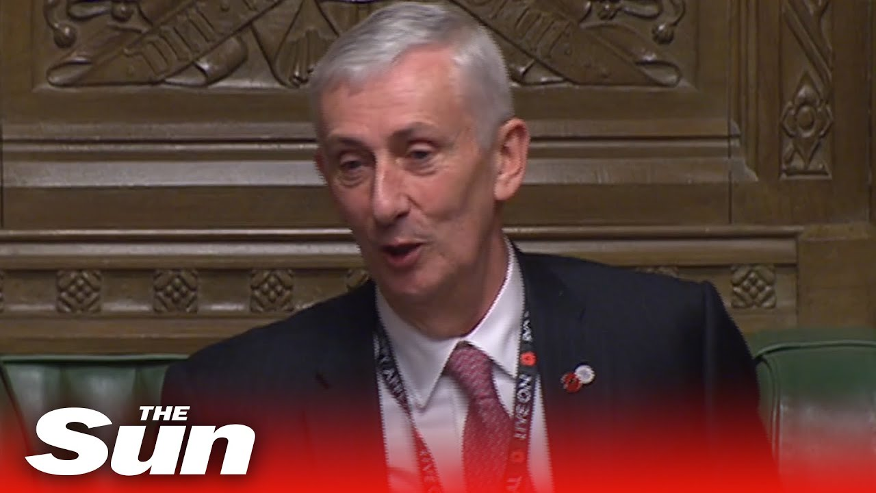 Sir Lindsay Hoyle is elected new Speaker of the House of Commons replacing John Bercow
