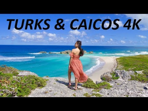 Turks and Caicos in 4k
