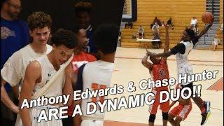 Anthony Edwards & Chase Hunter ARE A DYNAMIC DUO l Atlanta Xpress At Bob Gibbons TOC(, 2018-05-20T21:47:09.000Z)