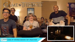 Game of Thrones S07 E01 Ultimate Reaction with Ismahawk!