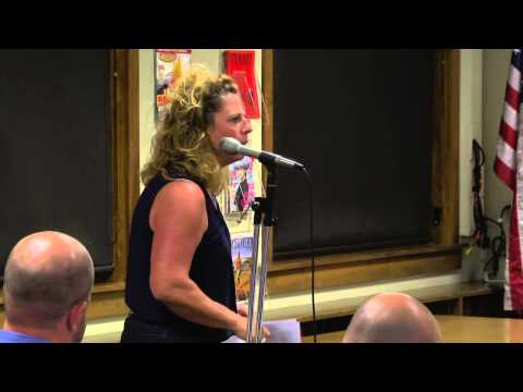 District 96 Board of Education Special Meeting 09-02-14