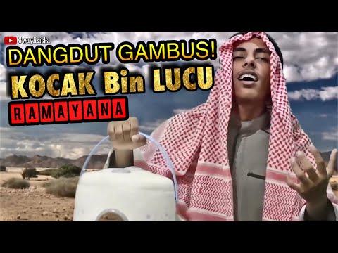 NGAKAK!! Ramayana Kerja Lembur bagai quda ARAB GAMBUS+REGGAE cover By 3way Asiska
